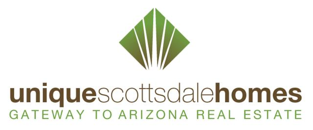 Unique Scottsdale Homes Logo - Gateway to Arizona Real Estate